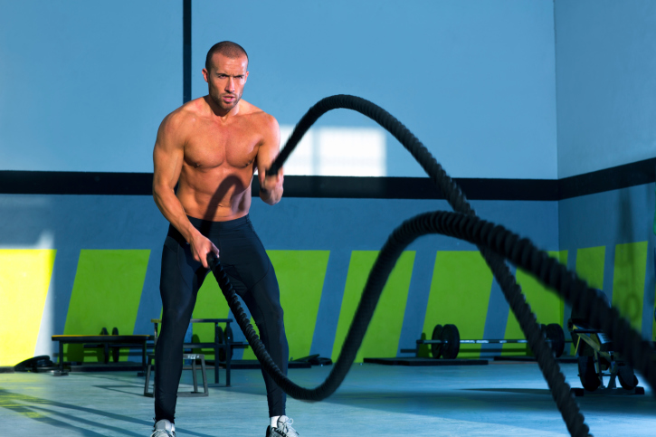 Rope Training Crossfit