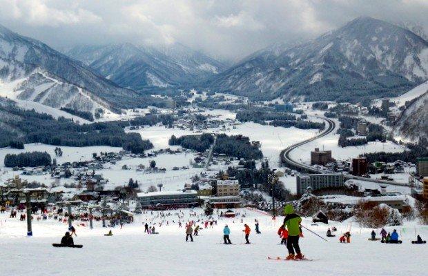 Snowboard Ressorts