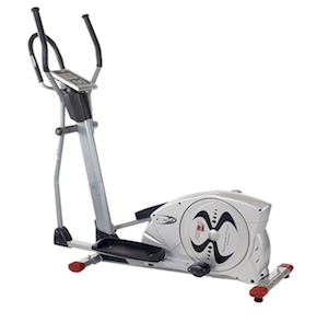 Christopeit Crosstrainer Ergometer CX 6 Test