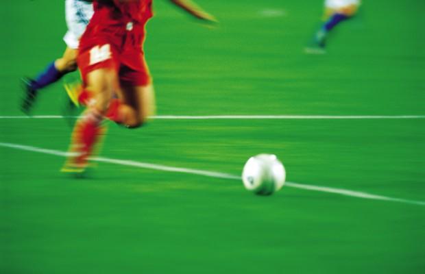 Fußball Fitnesstraining