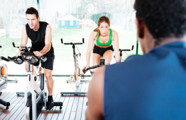Indoor Cycling - Cycle Test 2014