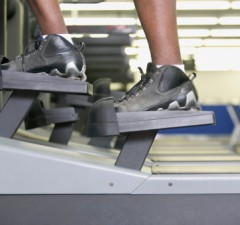 Stepper Training im Test