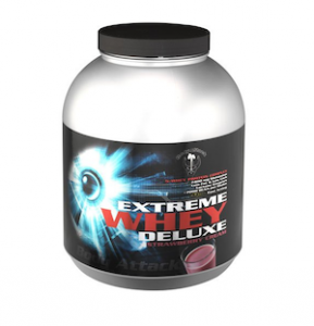 extreme whey proteinpulver von body attack