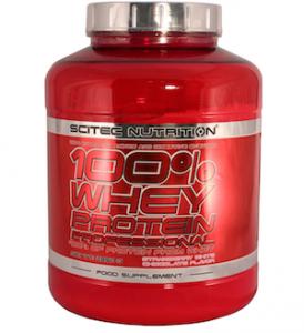 whey protein von scitec nutrition