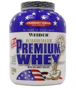 weider whey protein test