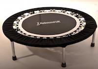 trampolin-rebound