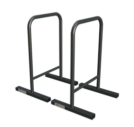 hold strong fitness high-parallettes