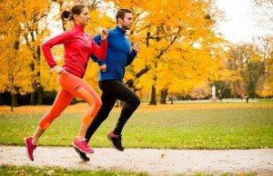 Lauftraining Marathon