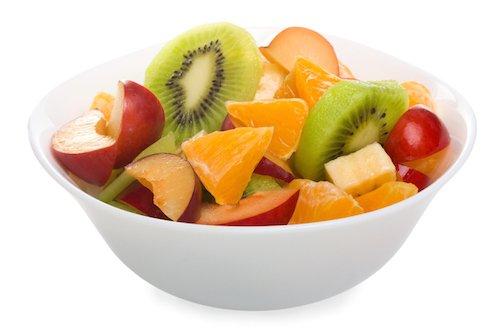 Obstsalat Der Einfachste Fitness Snack Der Welt