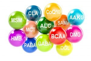 verschiedene chemische elemente symbolbild biologische wertigkeit
