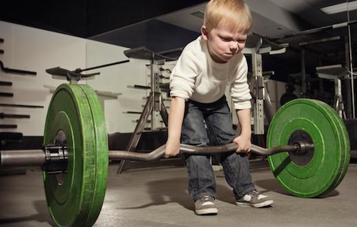 gym-kid