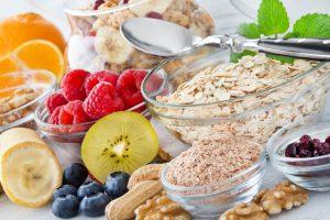 eine Ausgewogene Ernährung ist ausschlaggebend für den Knackarsch.