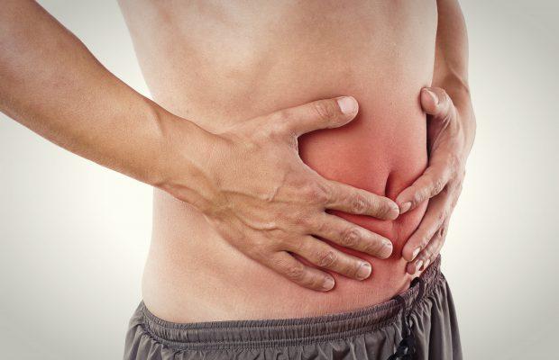 Bauchschmerzen durch Stoffwechselstörung