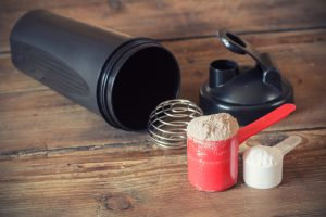 Protein Shake Verwendung
