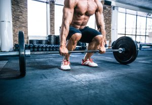 Kraft Muskeln Gewichte