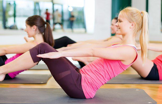 Training Frauen Muskeln
