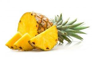 ananas als fatburner