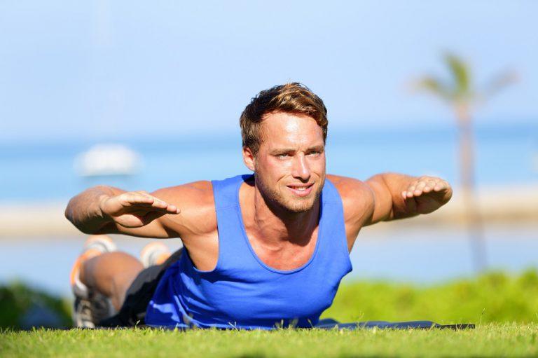 Übungen gegen Rückenschmerzen: Trainieren Sie Ihren Rücken..
