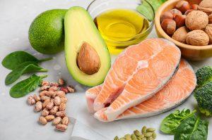 lebensmittel mit vielen proteinen