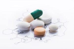 Abnehmprodukte und chemische formel