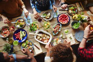 gesund essen lernen