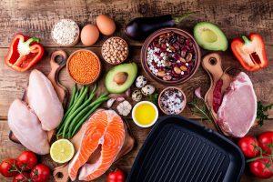 leckeres und gesundes Essen