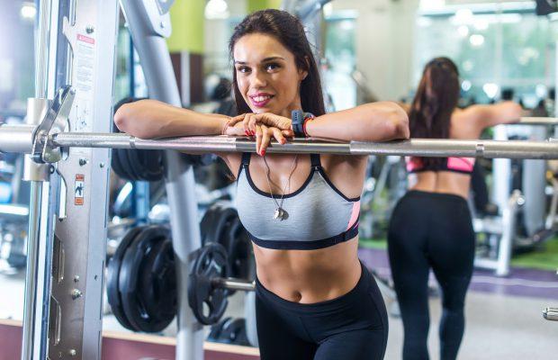trainingsplan fitnessstudio frau