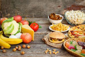 Essensgewohnheiten ändern