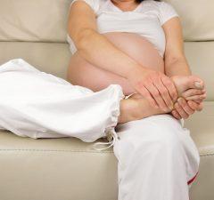 wassereinlagerungen schwangerschaft