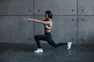 Beinmuskeln trainieren