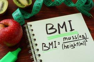 BMI berechnen