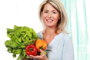 Gesunde Lebensmittel gegen die Gewichtszunahme