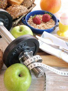 ideale Fitness Ernährung