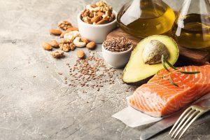 gesunde Fettsäuren