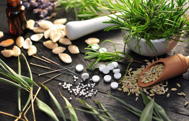 Homöopathie abnehmen