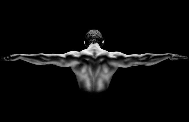 oberen Rücken trainieren