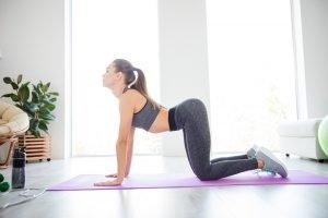 Muskeln im Rücken entspannen