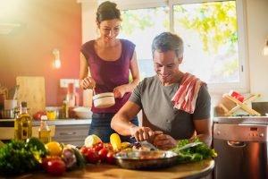 gesund kochen lernen