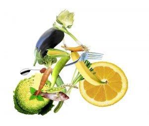 mit Sport und gesunder Ernährung abnehmen