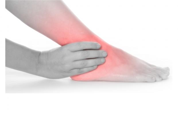 Sprunggelenk Verletzung Bänder