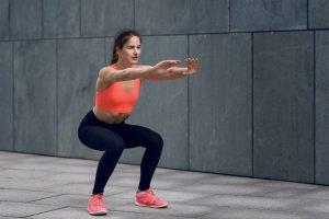 durch Übungen am Oberschenkel abnehmen