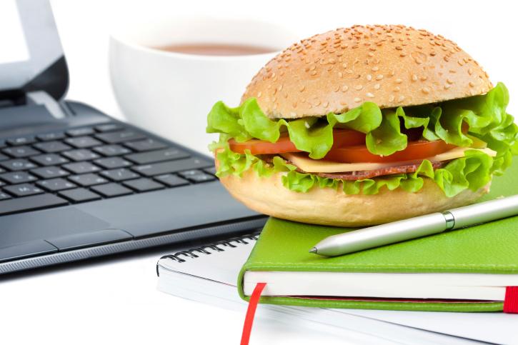 Ernährungstipps Büro