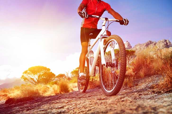 Mountainbike Equipment