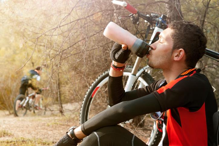 Richtige Ernährung Mountainbike
