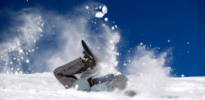 Gesundheitsrisiko Snowboarden