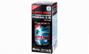 Fatburner Lipo 100