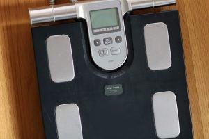 Körperfettwage als Alternative zum Bauchumfang messen