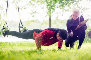 schlingentraining trainer