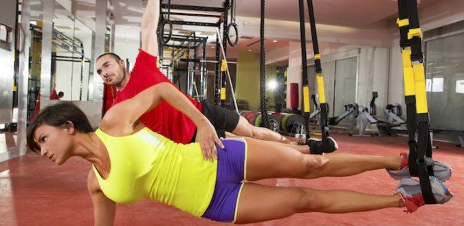Sling-Trainer Übungen