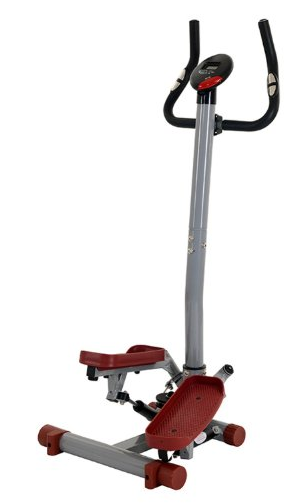 Christopeit Stepper Twist'n Step Pro mit Haltestange